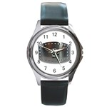 BuckleA139 Round Metal Watch