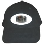 BuckleA139 Black Cap