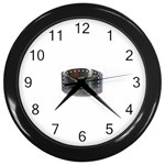 BuckleA139 Wall Clock (Black)