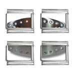 BuckleA139 9mm Italian Charm (4 pack)