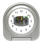 BuckleA139 Travel Alarm Clock