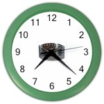 BuckleA139 Color Wall Clock