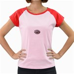 BuckleA270 Women s Cap Sleeve T-Shirt