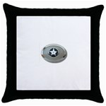BuckleA270 Throw Pillow Case (Black)
