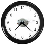 BuckleA270 Wall Clock (Black)