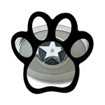 BuckleA270 Magnet (Paw Print)