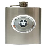 BuckleA270 Hip Flask (6 oz)
