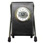 BuckleA270 Pen Holder Desk Clock