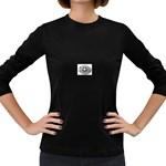 BuckleA270 Women s Long Sleeve Dark T-Shirt