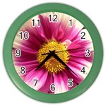 wallpaper_19674 Color Wall Clock