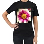 wallpaper_19674 Women s Black T-Shirt