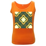 Subway_sign Women s Dark Tank Top