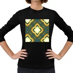 Subway_sign Women s Long Sleeve Dark T-Shirt