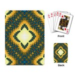 Subway_sign Playing Cards Single Design