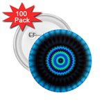 KaleidoFlower-208768 2.25  Button (100 pack)