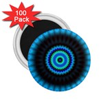 KaleidoFlower-208768 2.25  Magnet (100 pack)