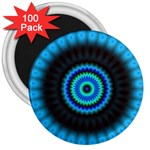 KaleidoFlower-208768 3  Magnet (100 pack)
