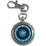 KaleidoFlower-208768 Key Chain Watch