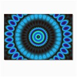 KaleidoFlower-208768 Postcard 4 x 6  (Pkg of 10)