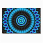KaleidoFlower-208768 Postcards 5  x 7  (Pkg of 10)