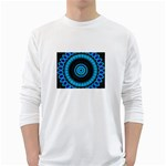 KaleidoFlower-208768 Long Sleeve T-Shirt