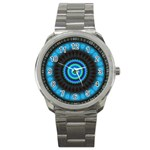 KaleidoFlower-208768 Sport Metal Watch