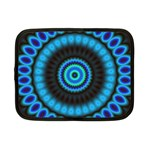 KaleidoFlower-208768 Netbook Case (Small)