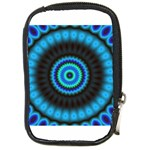 KaleidoFlower-208768 Compact Camera Leather Case