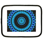 KaleidoFlower-208768 Netbook Case (XL)