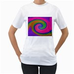 Magic_Colors_Twist_Soft-137298 Women s T-Shirt