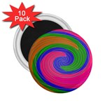 Magic_Colors_Twist_Soft-137298 2.25  Magnet (10 pack)