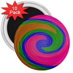 Magic_Colors_Twist_Soft-137298 3  Magnet (10 pack)