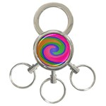 Magic_Colors_Twist_Soft-137298 3-Ring Key Chain