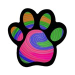 Magic_Colors_Twist_Soft-137298 Magnet (Paw Print)
