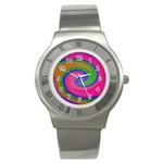 Magic_Colors_Twist_Soft-137298 Stainless Steel Watch
