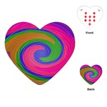 Magic_Colors_Twist_Soft-137298 Playing Cards (Heart)