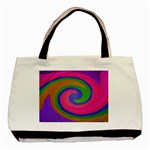 Magic_Colors_Twist_Soft-137298 Classic Tote Bag (Two Sides)