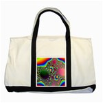 rainbow_xct1-506376 Two Tone Tote Bag
