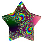 rainbow_xct1-506376 Star Ornament (Two Sides)