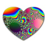rainbow_xct1-506376 Mousepad (Heart)