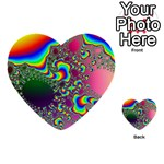 rainbow_xct1-506376 Multi-purpose Cards (Heart)