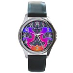popart%202-30230 Round Metal Watch