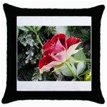1-4 Throw Pillow Case (Black)