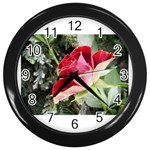 1-4 Wall Clock (Black)