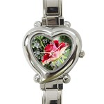 1-4 Heart Italian Charm Watch