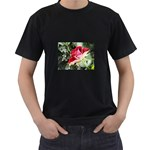 1-4 Black T-Shirt (Two Sides)