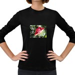 1-4 Women s Long Sleeve Dark T-Shirt