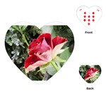 1-4 Playing Cards (Heart)