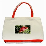 1-4 Classic Tote Bag (Red)