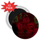 apoth_rose_v 2.25  Magnet (10 pack)